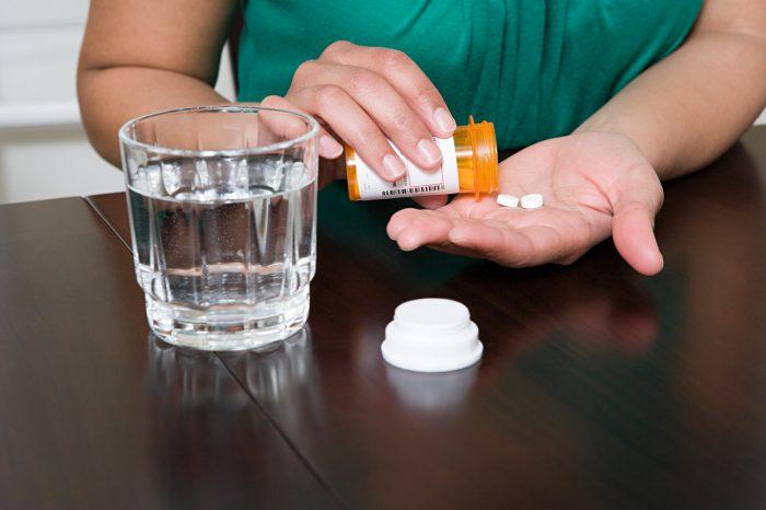 препарат нужно пить перед едой
