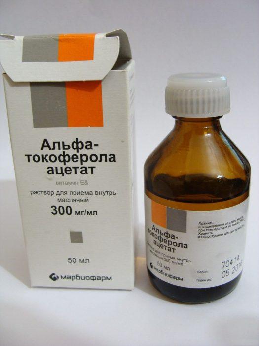 токофенола ацетат