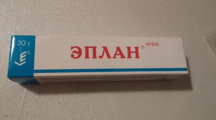 лекарственный препарат в виде крема