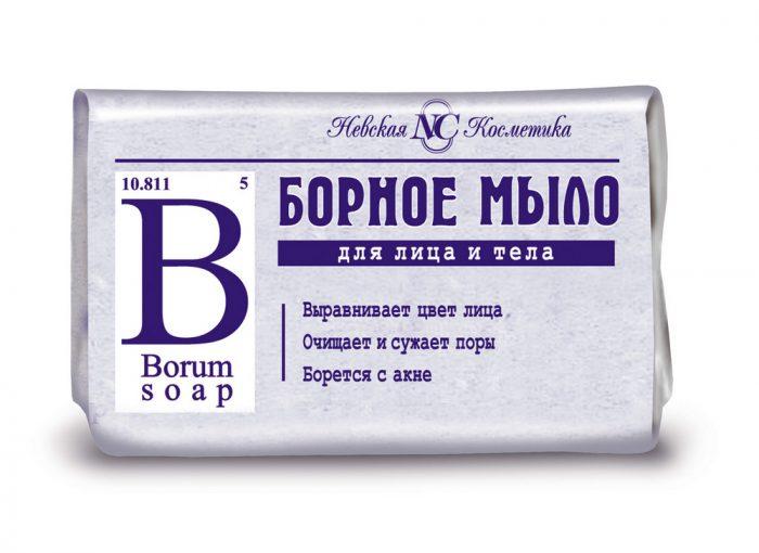 борное мыло